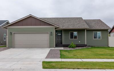 Kalispell Single Family Home For Sale: 1064 Clark Fork Drive