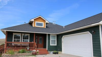 Missoula Single Family Home For Sale: 11540 Pole Cat Road