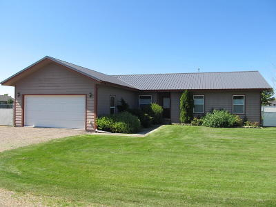 Columbia Falls Single Family Home For Sale: 1291 Falcon Acres Loop