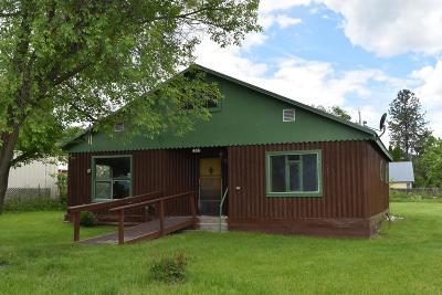 Saint Ignatius Single Family Home For Sale: 517 3rd Avenue