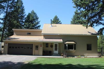 Columbia Falls Single Family Home For Sale: 1015 Blackmer Lane