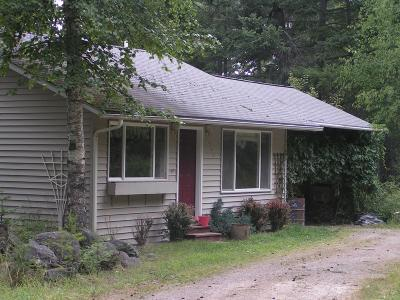 Single Family Home For Sale: 202 Bench Drive