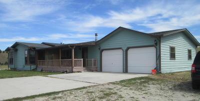 Stevensville Single Family Home For Sale: 872 Hidden Valley Road South