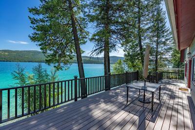 Kalispell Single Family Home For Sale: 343 Island Drive
