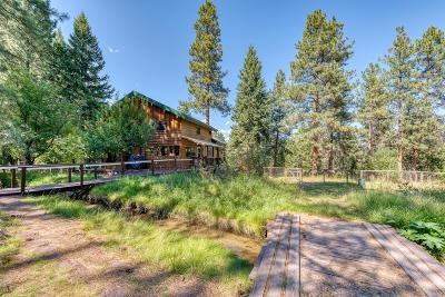 Ravalli County Single Family Home For Sale: 316 Elk Ridge Road