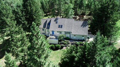 Missoula Single Family Home For Sale: 4970 Arnica Road