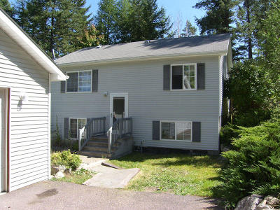 Lakeside, Somers Single Family Home Under Contract Taking Back-Up : 213 Tamarack Woods Drive