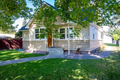 Kalispell Single Family Home For Sale: 919 8th Avenue East