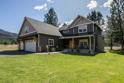 Missoula Single Family Home For Sale: 11817 Cattail Way