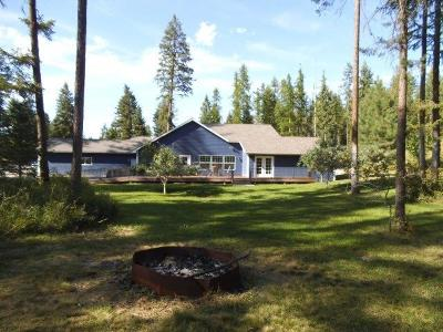 Lakeside Single Family Home For Sale: 95 Angel Point Road