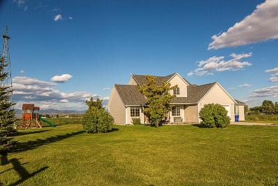 Helena Single Family Home For Sale: 1620 Munger Road