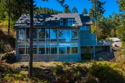Lakeside Single Family Home For Sale: 108 Deep Bay Drive