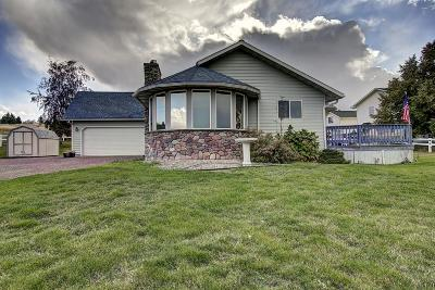 Polson MT Single Family Home Under Contract with Bump Claus: $299,000