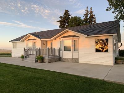 Conrad Single Family Home For Sale: 540 Dusty Road