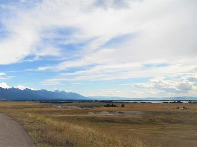 Polson Residential Lots & Land For Sale: Lot 25 Skyview Lane