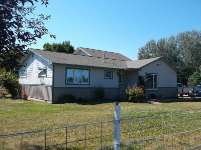Missoula Single Family Home For Sale: 4119 Spurgin Road