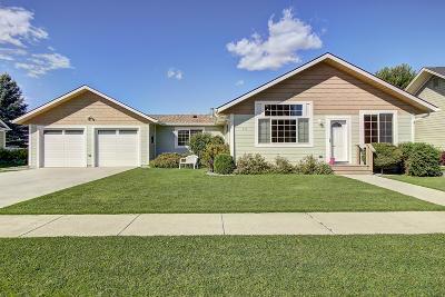 Kalispell Single Family Home For Sale: 24 Windward Loop