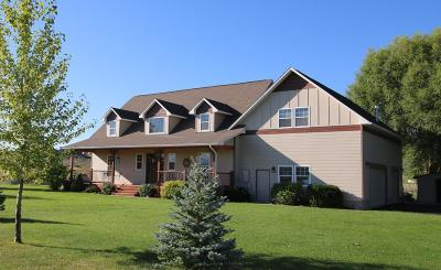 Missoula Single Family Home For Sale: 9089 Snow Flake Court