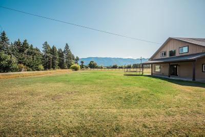 Columbia Falls Single Family Home For Sale: 430 Hodgson Road