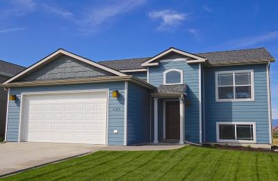 Kalispell Single Family Home For Sale: 495 Mountain Vista Way