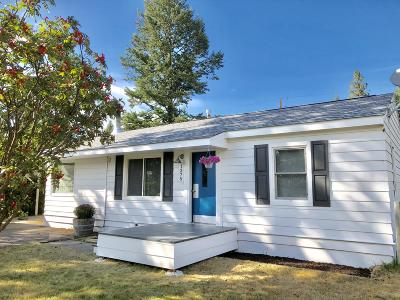 Columbia Falls Single Family Home For Sale: 1375 14th Street East North