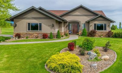 Kalispell Single Family Home For Sale: 310 Fox Hollow Court
