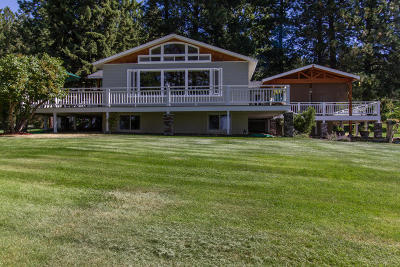 Lake County Single Family Home For Sale: 32949 Hellroaring Lane