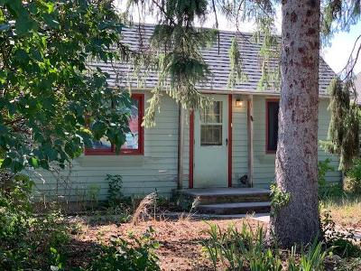 Missoula Single Family Home For Sale: 1941 South 5th Street West