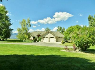 Ravalli County Single Family Home For Sale: 484 Arrow Point Lane