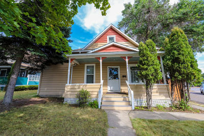 Kalispell Single Family Home For Sale: 263 4th Avenue East North