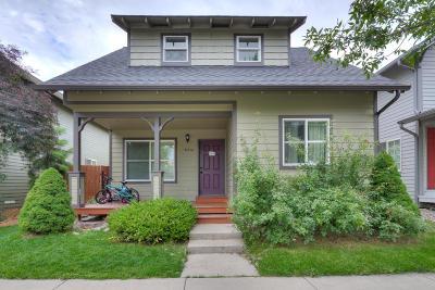 Missoula Single Family Home For Sale: 4433 A Bordeaux Boulevard