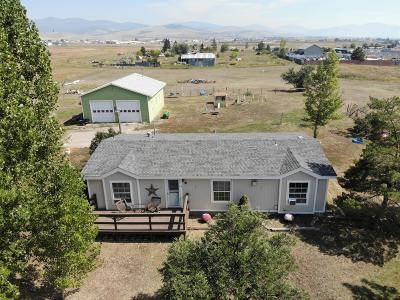Missoula Single Family Home Under Contract Taking Back-Up : 7250 Meadow Drive