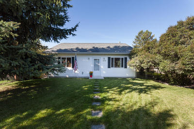 Kalispell Single Family Home For Sale: 710 8th Avenue West