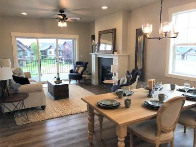 Kalispell Single Family Home For Sale: 136 Meadow Vista Loop