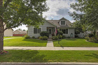 Missoula Single Family Home For Sale: 4201 Chelsea Drive