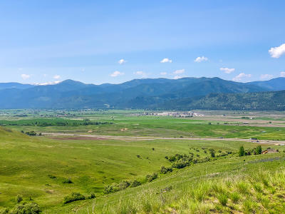 Missoula Residential Lots & Land For Sale: Lot 45 Bunchgrass Lane