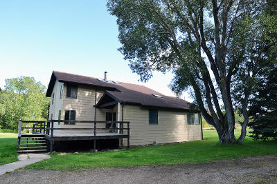 Belt Single Family Home For Sale: 7177 U.s. Highway 89