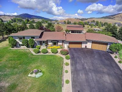Polson Single Family Home For Sale: 41294 Sunny View Loop