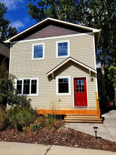 Missoula Single Family Home For Sale: 2230 North Ave West