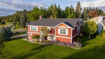 Flathead County Single Family Home For Sale: 105 Golden Bear Drive