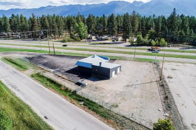Lake County Commercial For Sale: 41188 Old Us Hwy 93