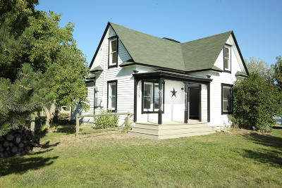 Stevensville Single Family Home Under Contract Taking Back-Up : 3523 Baldwin Road
