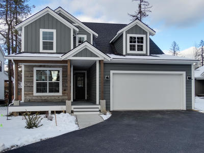 Flathead County Single Family Home For Sale: 333 Bonita Circle