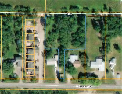 Flathead County Residential Lots & Land For Sale: 808 Edgewood Place