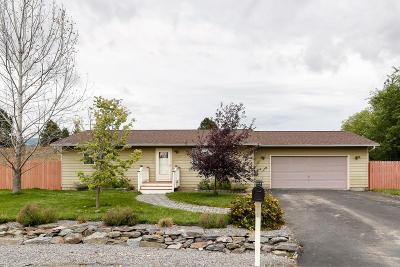 Missoula Single Family Home For Sale: 9740 Elderberry Court