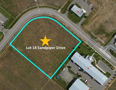 Missoula Residential Lots & Land For Sale: Lot 14 Sandpiper