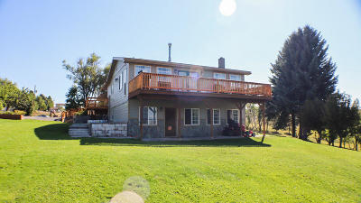 Lake County Single Family Home For Sale: 39466 Abel Lane