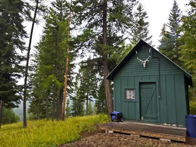 Sanders County Single Family Home For Sale: 47 Hillside Lane