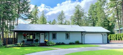 Whitefish Single Family Home For Sale: 320 Elk Trail