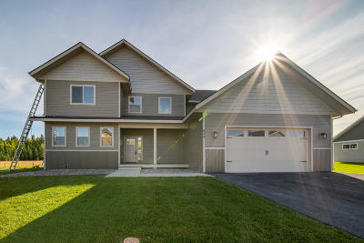 Whitefish Single Family Home For Sale: 949 Preserve Parkway